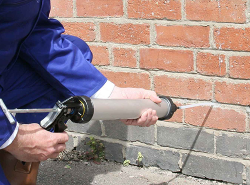 Damp Proof Course Sheffield
